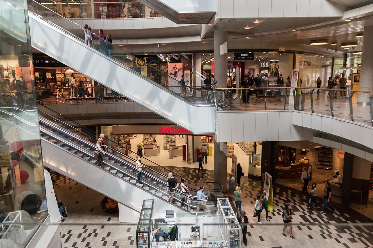 Einkaufen in NRW